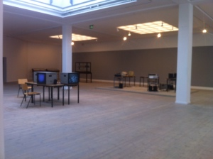 exhibition - CERTAIN PECULIAR THINGS AND IDEAS, OFTEN FAILED (OR, ON HUMANS, MACHINES AND RUNNING ALGORITHMS)